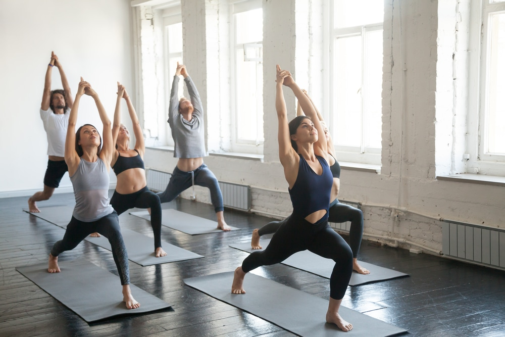 yoga contre le stress